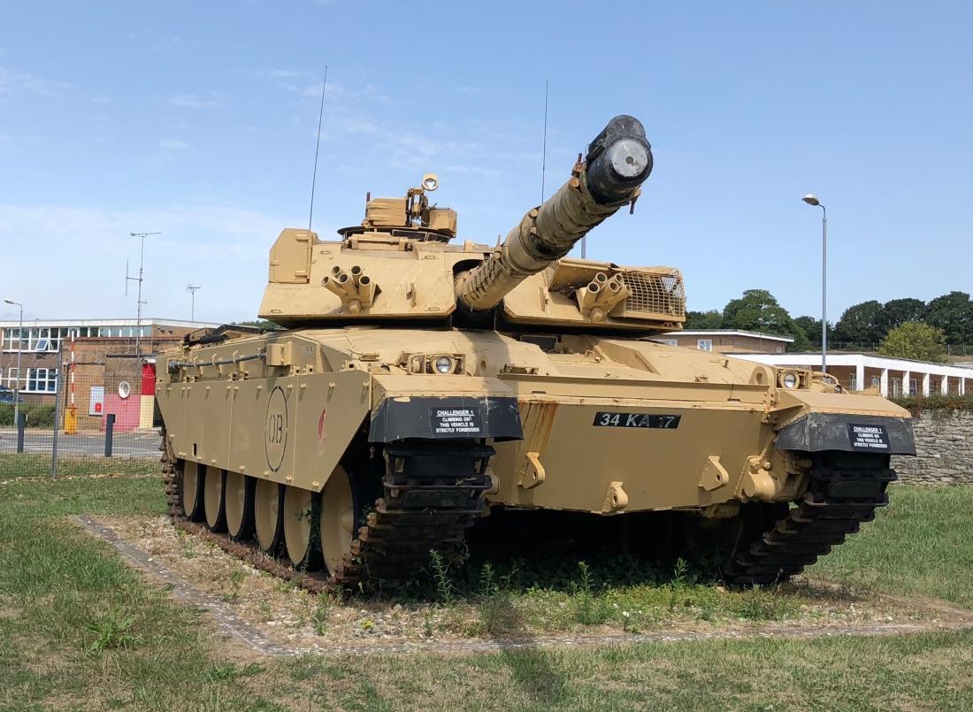 Bovington Tank
